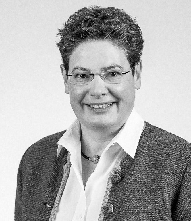 Dagmar Janson, Verwaltungsleiterin