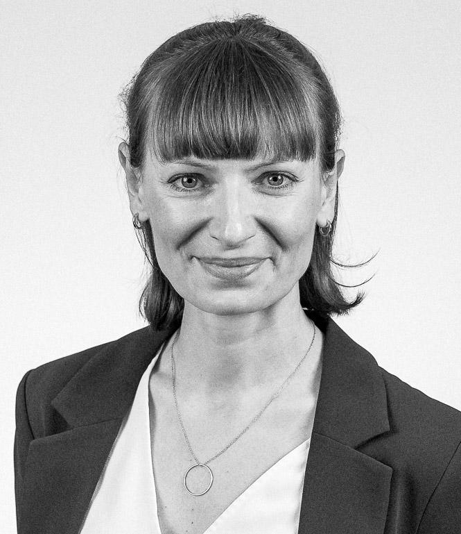 Steffi Gretschel, Leiterin Presse- und Öffentlichkeitsarbeit