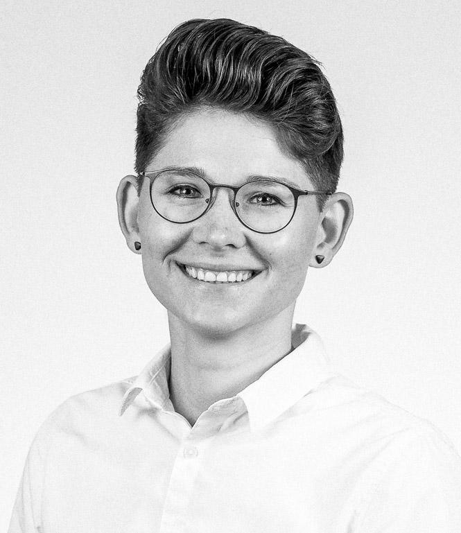 Franziska Grethe, Referentin des Direktoriums