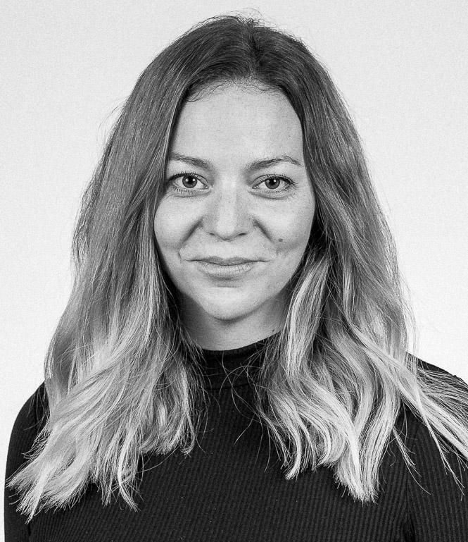 Nadine Korn, Leiterin Vermittlung und Bildungsarbeit