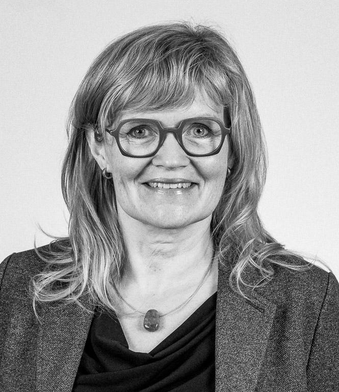 Nicole Rudloff, Sachbearbeiterin Haushalt